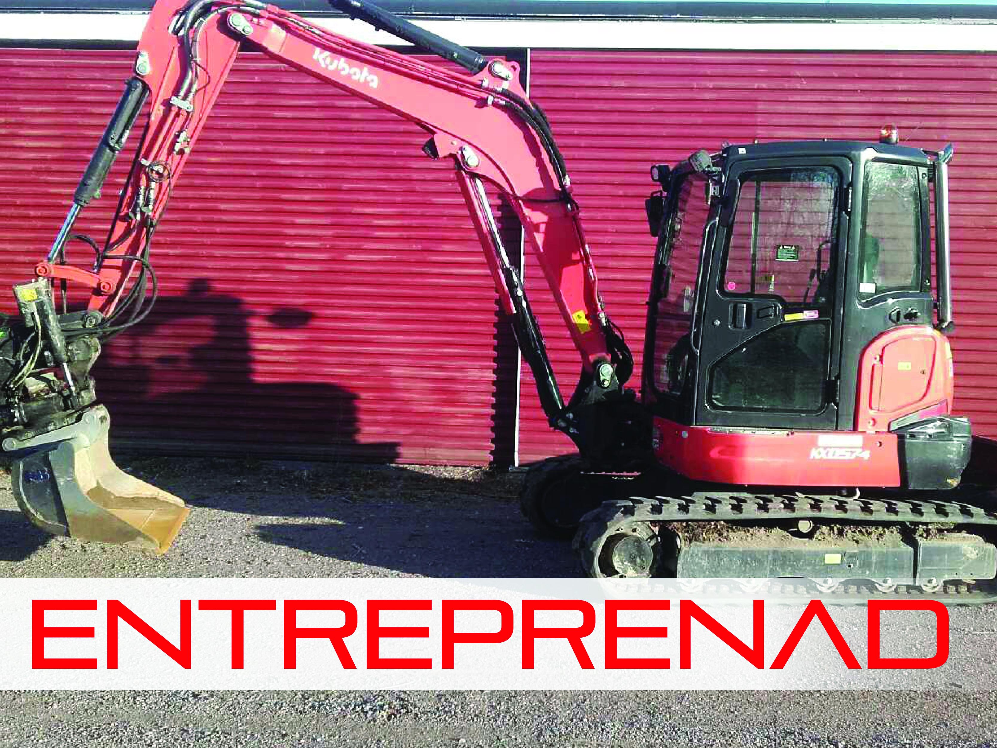 Entreprenad